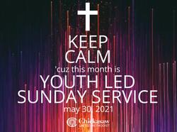 Youth Led Service