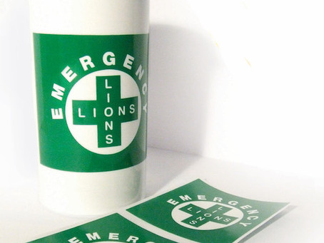 Lions deliver 'Message in a Bottle' around Knaresborough