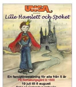 Lille Hamlett och spöket