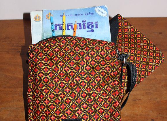 Sarong Schoolbag