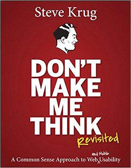 Don'd Make Me Think