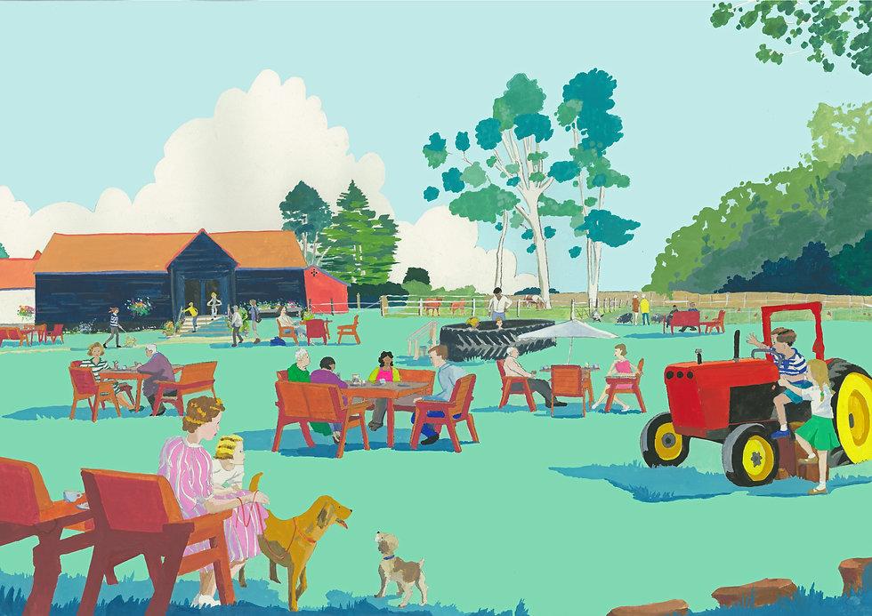Hill Farm NorthchurchHi Res Scan for Lei