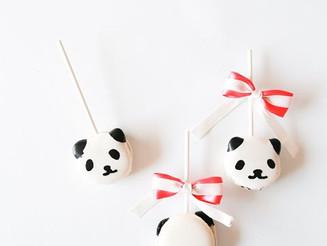 パンダのマカロン