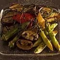 季節の野菜のさっぱりマリネ