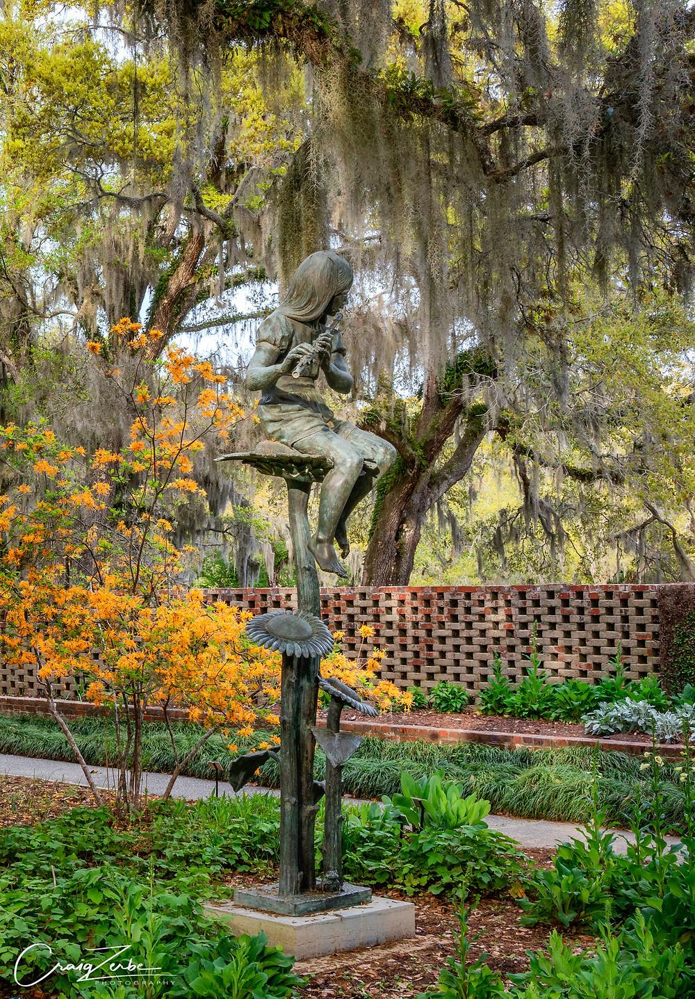 Brookgreen Gardens - South Carolina - Azalea - Photo Guide