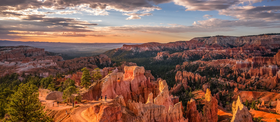 Bryce Canyon - Small park with big time photo opportunities