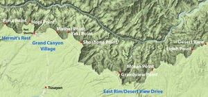 Grand Canyon South Rim Introduction Vol 1