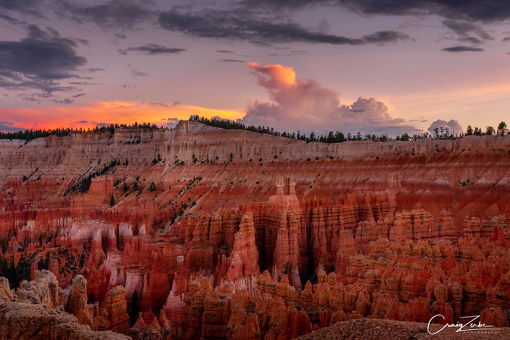 Sunset Point - Bryce Canyon - Inspiration Point - Photography guide workshop