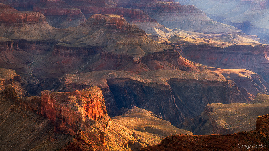 Grand Canyon National Park, Mohave Point Sunrise