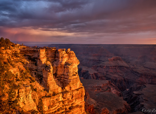 Grand Canyon Village and Visitor Center area - Vol.4