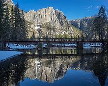 Yosemite in Winter