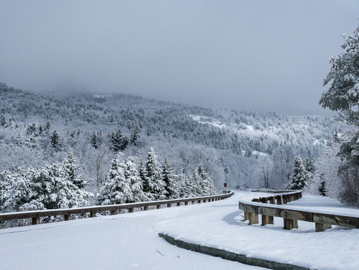 5 Great places near Boone, NC to get some great winter images