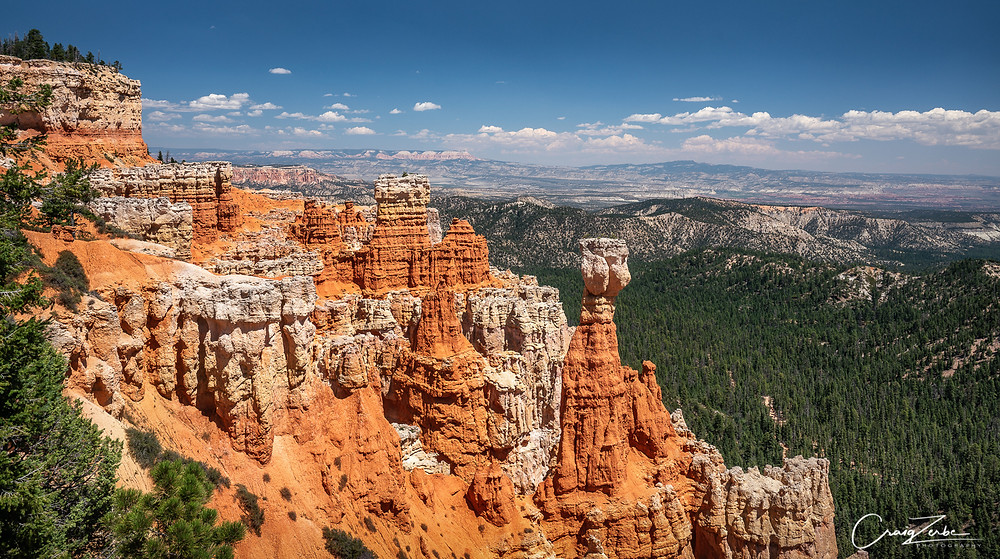 Agua Canyon Overlook at Bryce Canyon National Park	- Photo Workshop