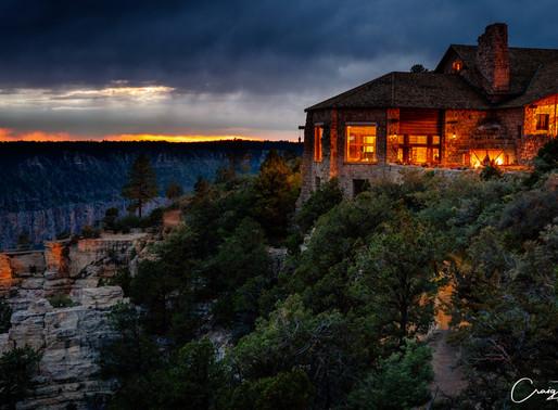 Grand Canyon - North Rim - Lodge area - Vol.3