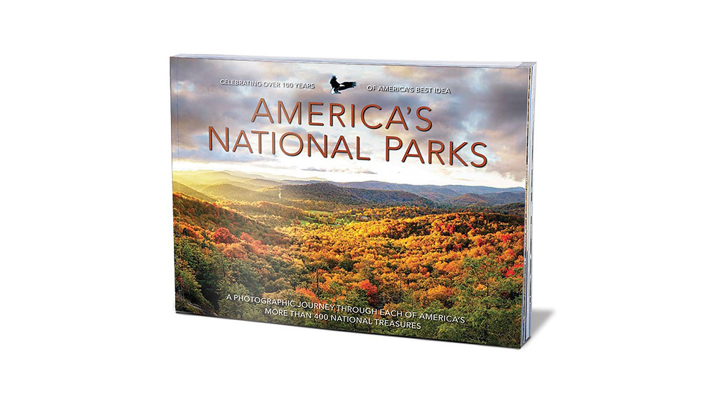America's National Parks - A Photographic Journey 2018