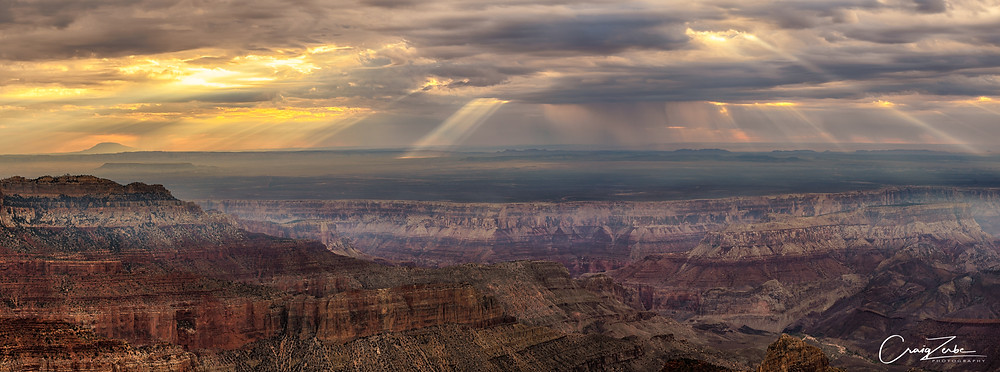 Grand Canyon North Rim - Point Imperial at Sunrise - Photo Guide