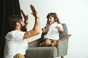 guidance parentale père fille