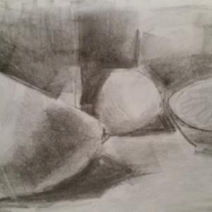 Still Life Sketch 4