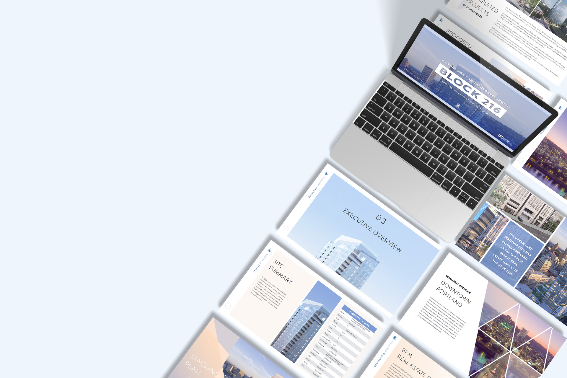 George Smith Partners Presentation Template
