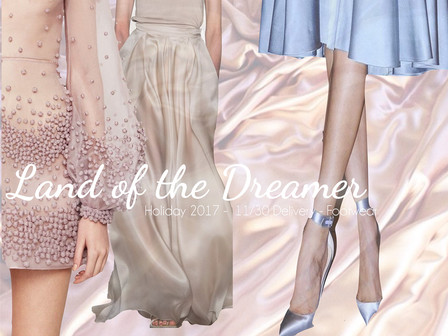 The Land Of The Dreamer | Theme Page