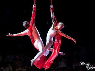 Cirque de la Symphonie Soars with Scores!