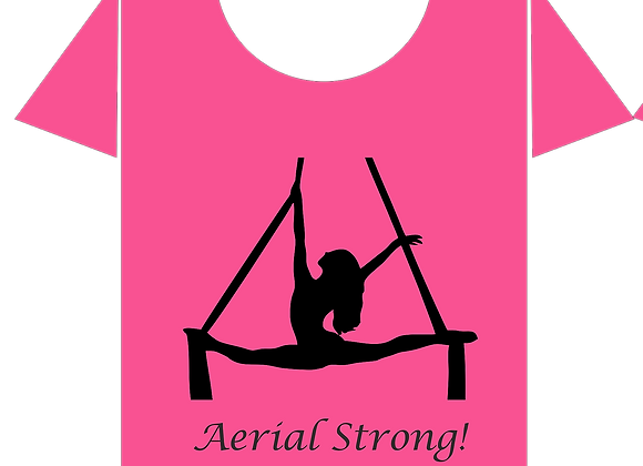 Aerial Strong!
