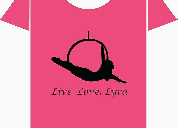 Live. Love. Lyra.