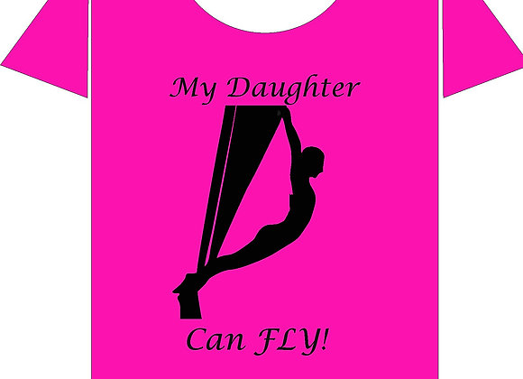 My Daughter Can Fly!