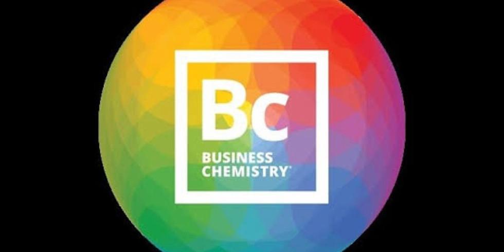 Business Chemistry - evento EXCLUSIVO para convidadas