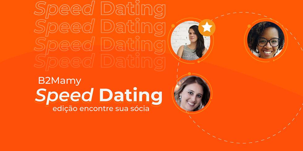 Speed Dating: Edição encontre sua sócia