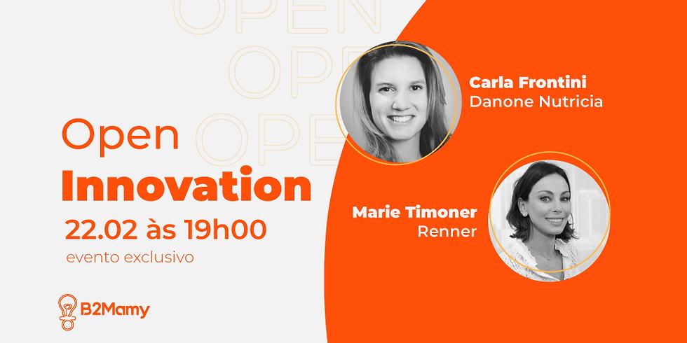 Papo com as Mentoras - Open Innovation