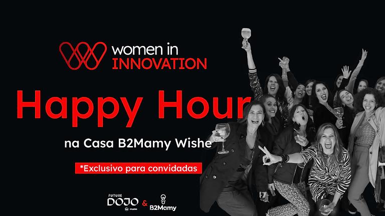 Happy Hour WIN - Women In Innovation