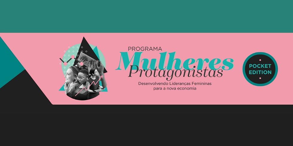 Mulheres Protagonistas - Pocket Edition