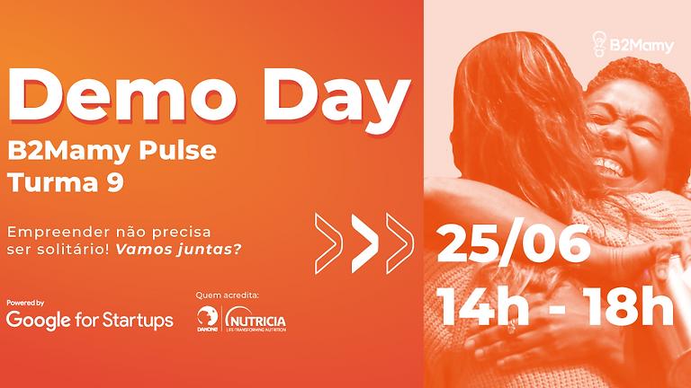 Demo Day   B2Mamy Pulse - Turma 9