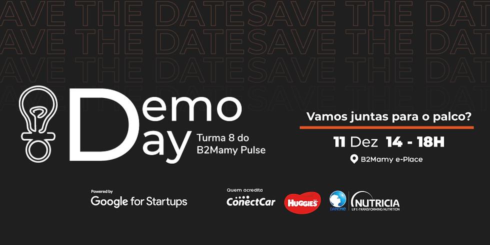 Demo Day B2Mamy Pulse Turma 8