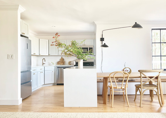 Brooklyn Apartment Kitchen Design