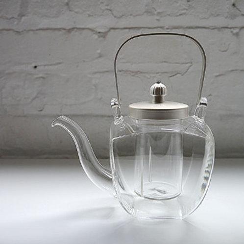 "Glass Tea Pot ""CHIRORI"""