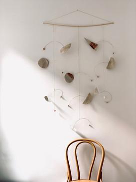 wall hanging art spring
