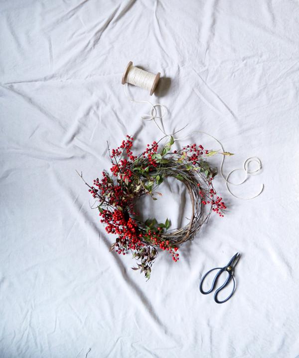 Dry Botanical Wreath