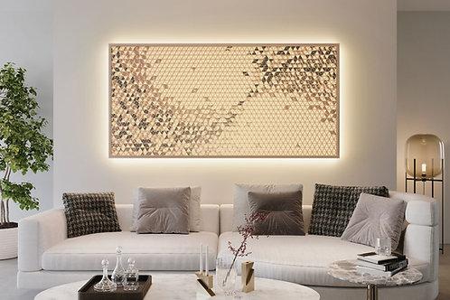 Kumiko Art Panel