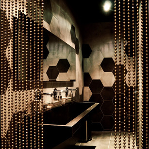 Restaurant Bathroom Design