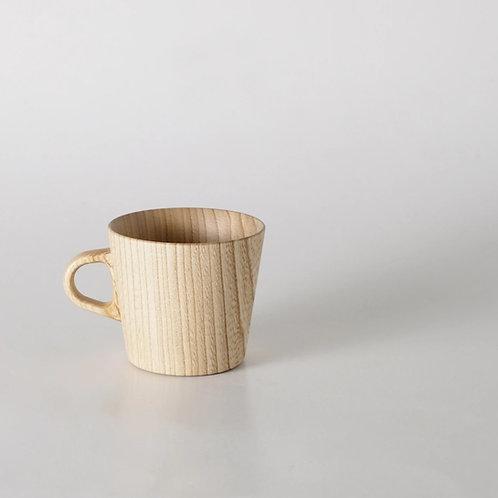 KAMI Wooden Mug