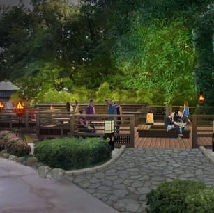 Landscape Design @ Epcot Disney World