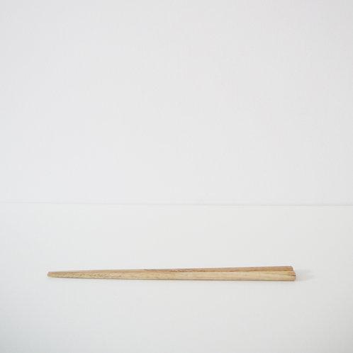 Wooden Chopsticks #01 Chestnut
