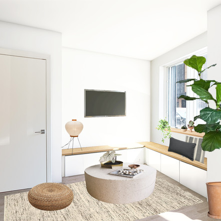 Prospect Park Studio Apartment Image