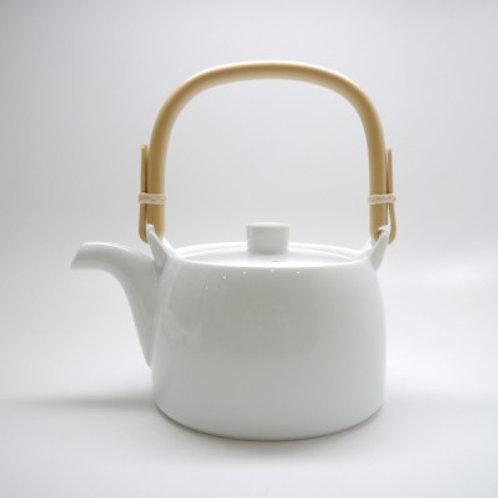 HAKUSAN White Tea Pot