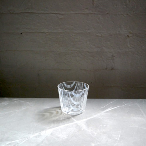 """Glass Cup """"MAKIAGE"""""""