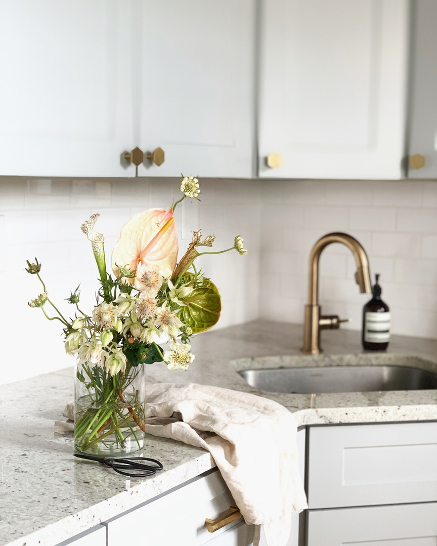 Flower Arrangement / Residential