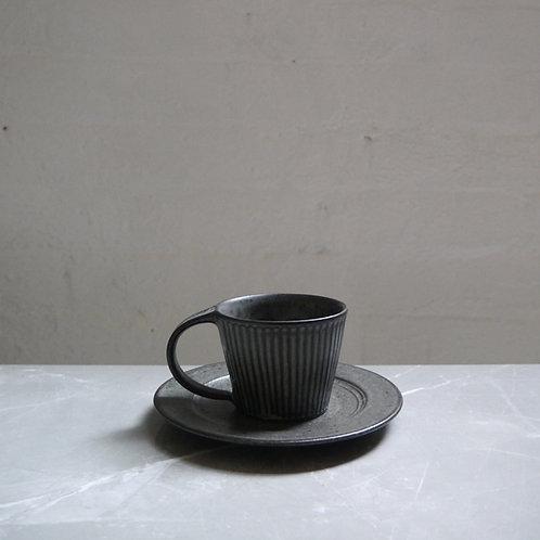 SHINOGI Coffee Cup & Saucer