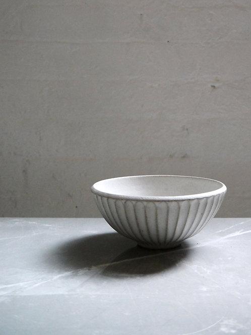 SHINOGI BOWL WHITE M